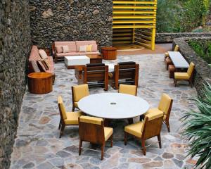 Custom patio furnishings