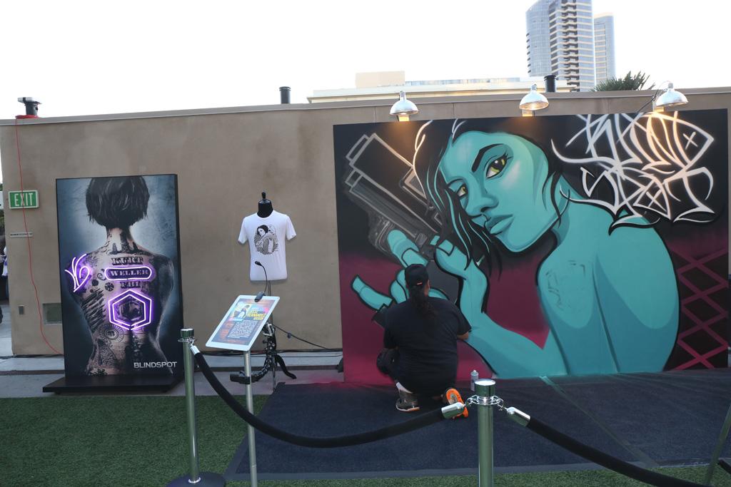 Comic Con 2016 Event @ Hard Rock Hotel