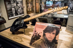 Rock & Roll Hall of Fame: John Mellencamp Exhibit