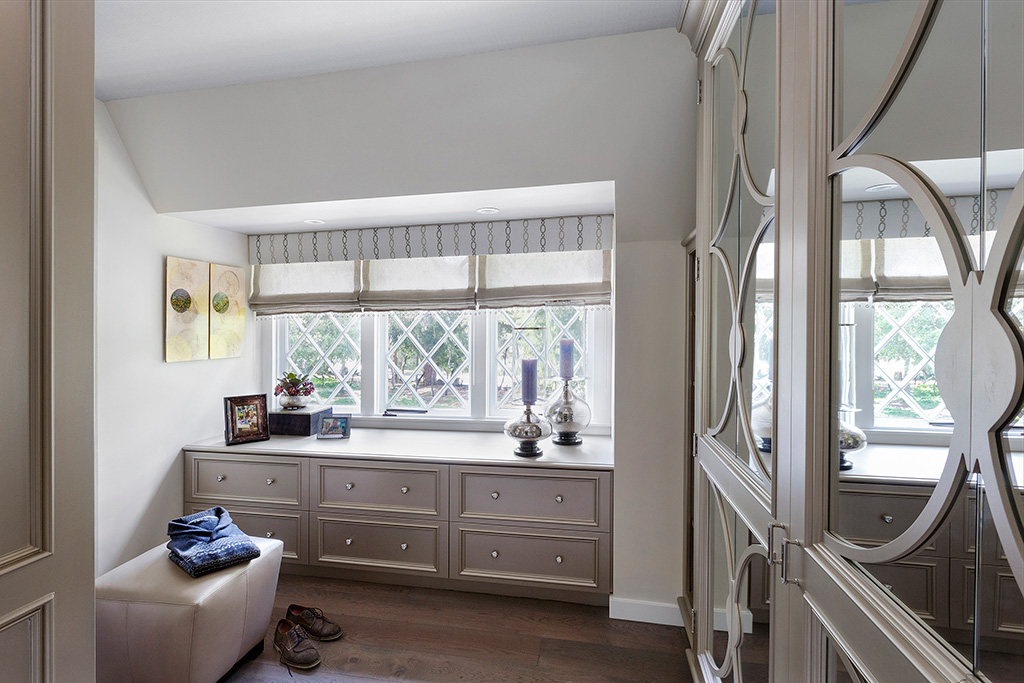 Pasadena Showcase House 2014 - Closet Interior