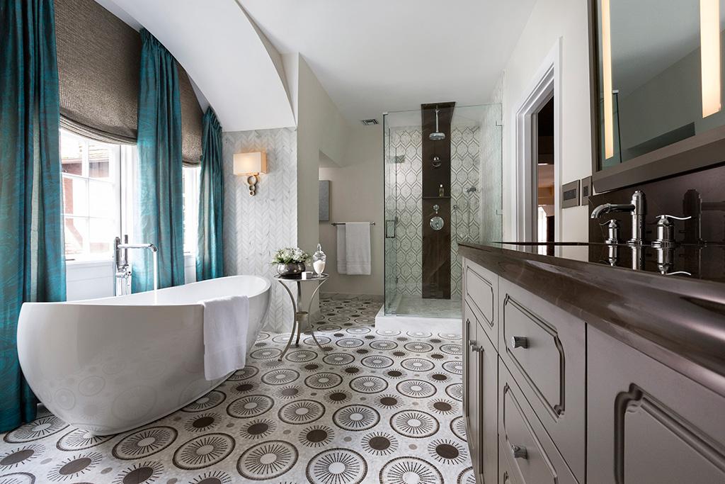Pasadena Showcase House 2014 - Bath