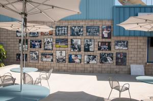 Tommy LaSorda Outdoor Lounge