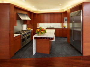 Cabinetry & Island