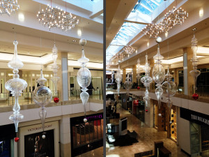 Westfield Mall Montgomery Luxury Wing - Displays & Ornaments