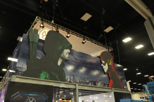 Comic Con Exhibit
