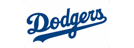 The Los Angles Dodgers