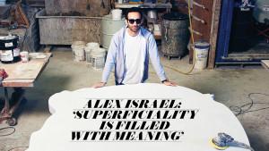 Alex Israel - Hollywood Reporter