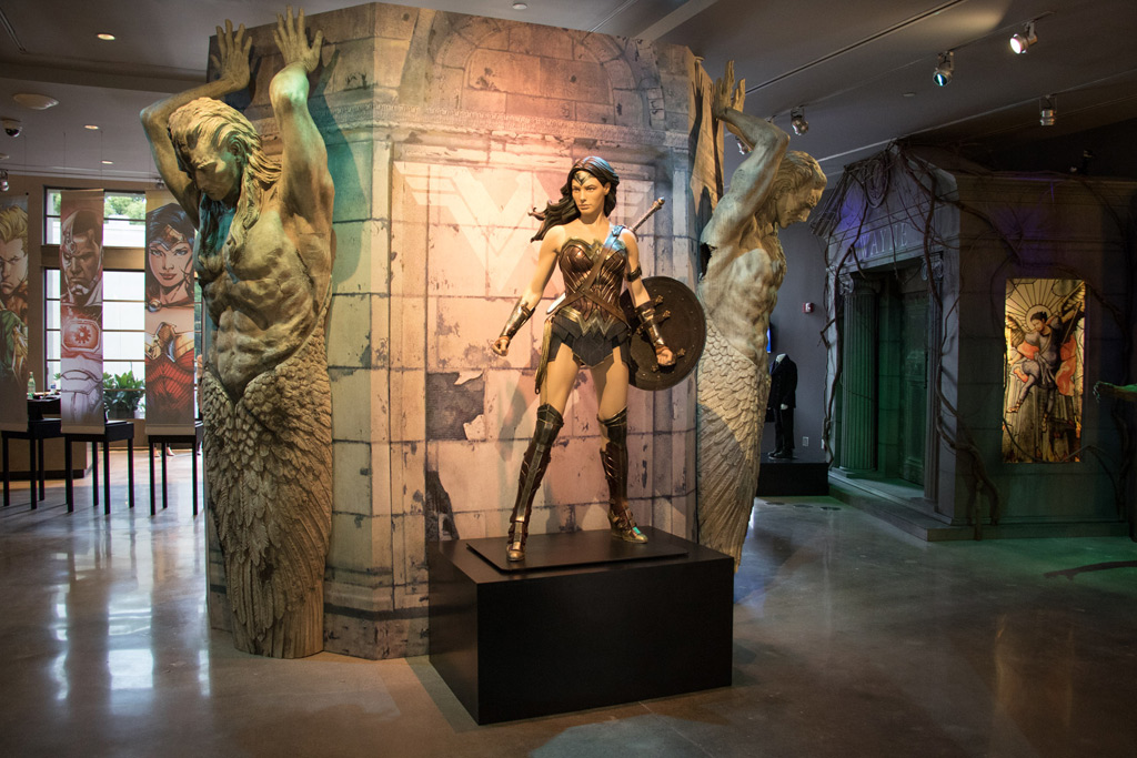 DC Universe: The Exhibit