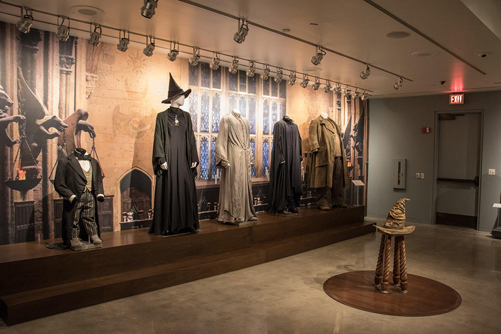 Warner Bros. Archive: Fantastic Beasts/Harry Potter Exhibit