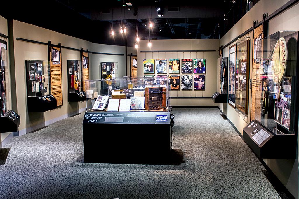 Rock & Roll Hall of Fame: John Mellencamp Exhibit