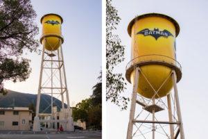 WB Water Tower - Lego Batman