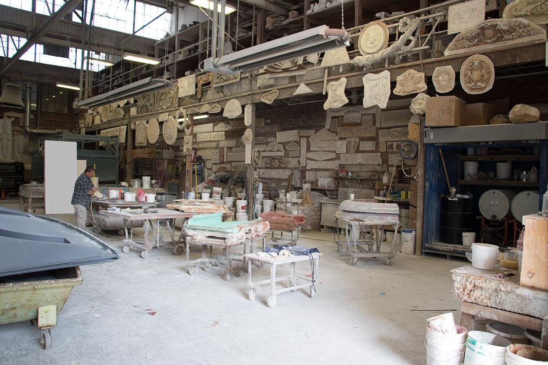 Warner Bros. Design Studio - Staff Shop