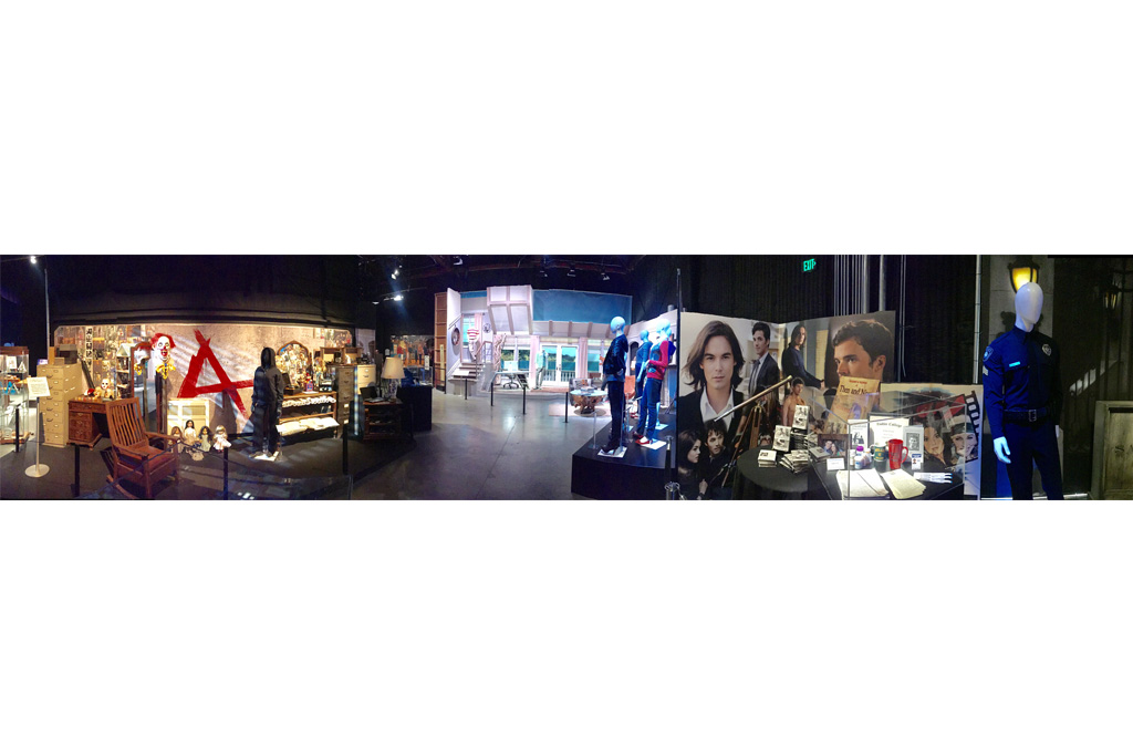 Pretty Little Liars Exhibit @ Stage 48