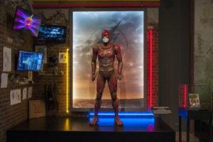 Justice League Exhibit at WB Archive